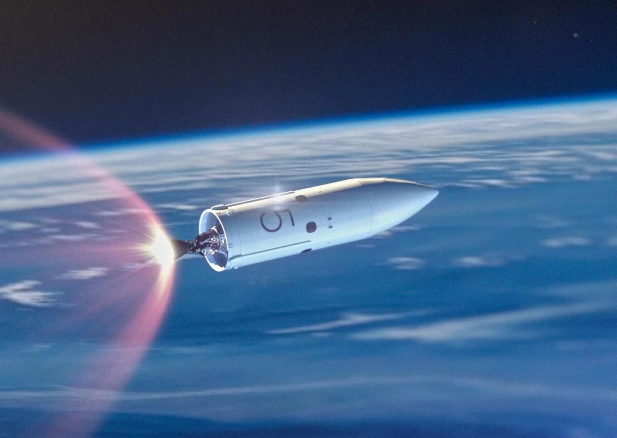 PLD Space - Cohete Miura 5
