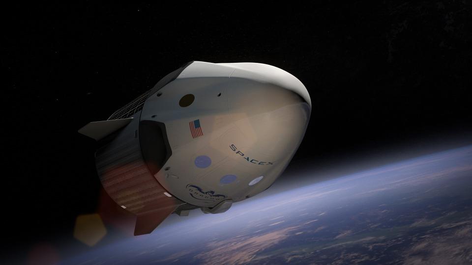 SpaceX - Crew Dragon