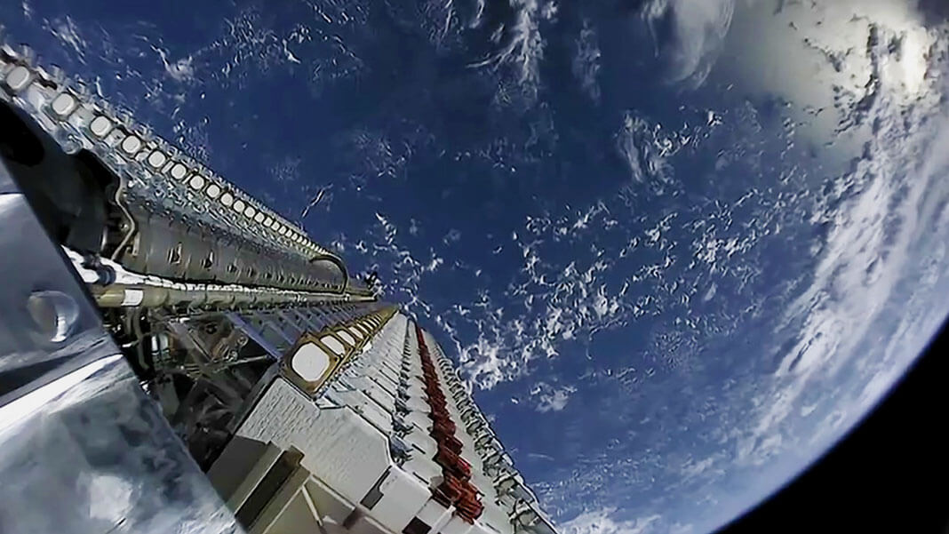 Starlink - SpaceX